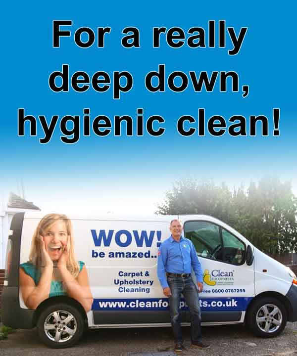 deep down hygenic carpet clean