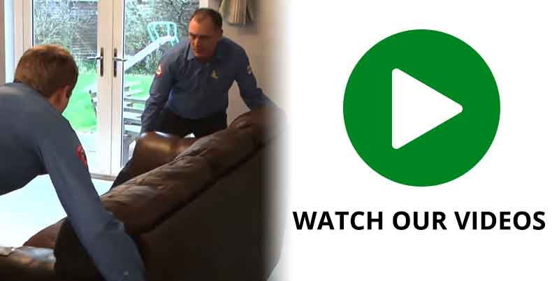 Carpet and Upholstery cleaning videos